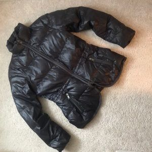 Banana Republic puffer coat